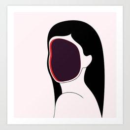 Identity Crisis Art Print