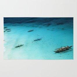 White Beach Boracay Rug