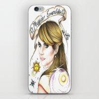 ahs iPhone & iPod Skins featuring Maggie Esmerelda-AHS by MELCHOMM