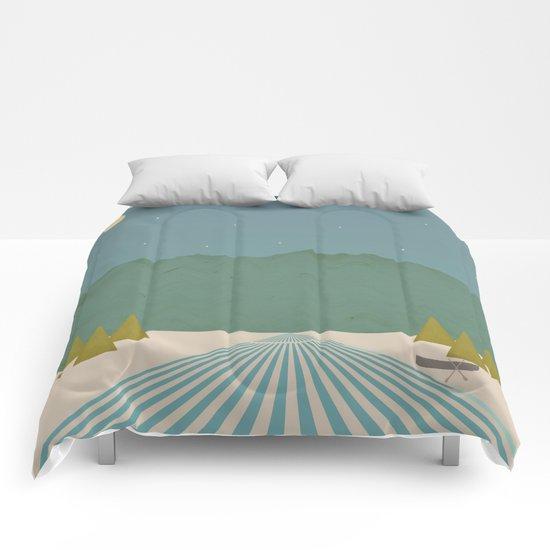 Nighttime Adventure Comforters