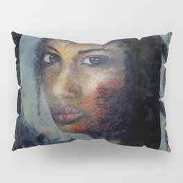 Courage by Lu Pillow Sham