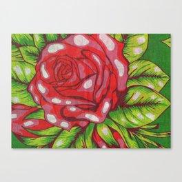 RosaVermelha by Chikita Canvas Print