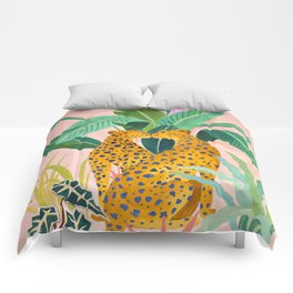 Cheetah Crush Comforters