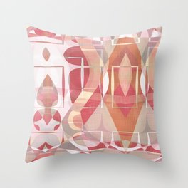 Gentle Minds Throw Pillow