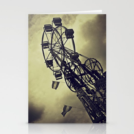 Fear of Heights Stationery Cards