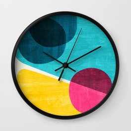 Toes in the Water Wall Clock