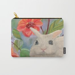 White Dwarf Bunny Carry-All Pouch