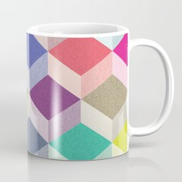 Cubism Coffee Mug