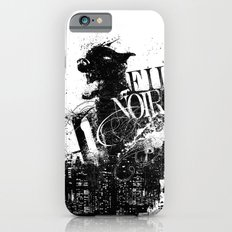 Like a Film Noir Slim Case iPhone 6s