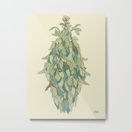 Nug Dreams Metal Print