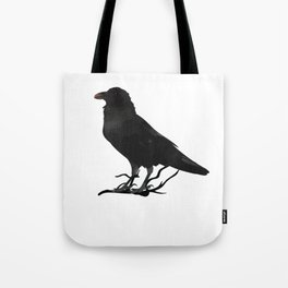 Black Gothic Crow Raven - EAP Nevermore Gift Tote Bag