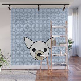 Pop Dog Chihuahua Wall Mural