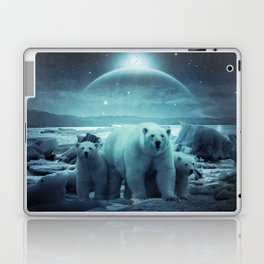 Polar Bears Laptop & iPad Skin