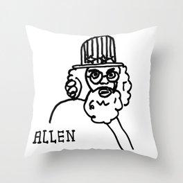 Allen Throw Pillow