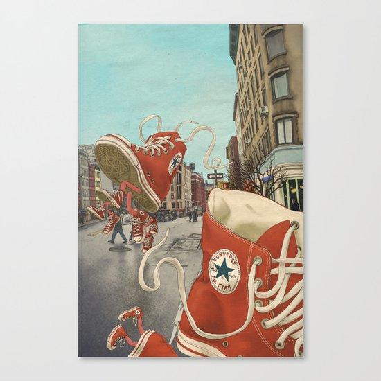 Runaways Canvas Print
