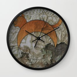 Sircle Khat Wall Clock