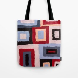 Spacetime connections Tote Bag