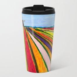 The Colors of Amsterdam Travel Mug