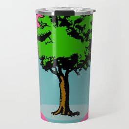 El Arbol Mexican Loteria Card Travel Mug