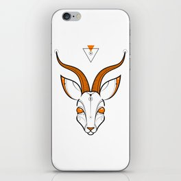 Gazelle iPhone Skin