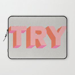TRY Laptop Sleeve