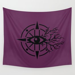 Emblem of Darkness Wall Tapestry