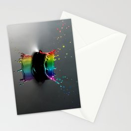 Splash of colour Stationery Cards