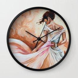 Vuelta I Wall Clock