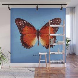 Butterfly02_Cethosia Biblis Wall Mural