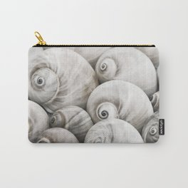 Shark's Eye Seashell Collection Carry-All Pouch