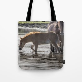 Taking Care Tote Bag
