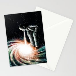 Cosmic Vomit Stationery Cards