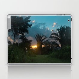 Jungle Sunrise Laptop & iPad Skin