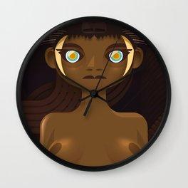 Amazona | Animal Gods Wall Clock