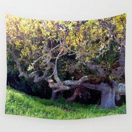 sacred oaks Wall Tapestry