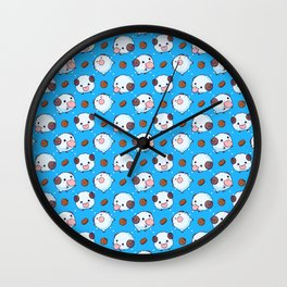 Cute Poros Wall Clock