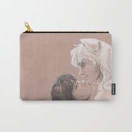 Chin-kisses Carry-All Pouch