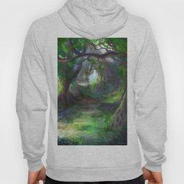 Elven Forest Hoody