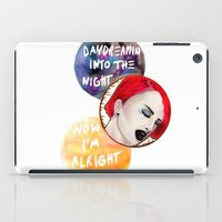 paramore iPad Cases featuring Daydreamin' by Bri Benson