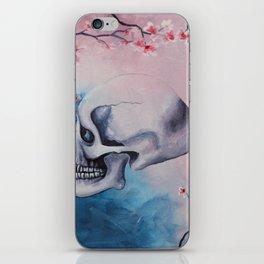 Skull iPhone Skin