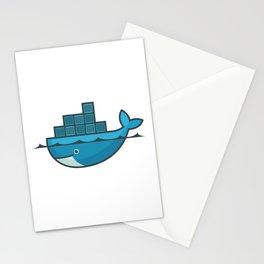 Docker Stationery Cards