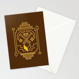 Earth Dweller Stationery Cards