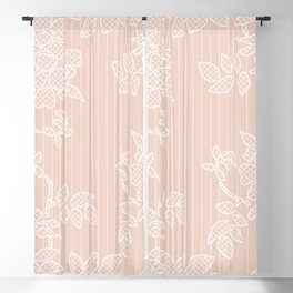 SHADE OF PALE Blackout Curtain