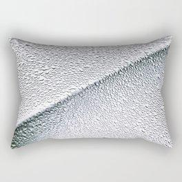 Water Droplets Rectangular Pillow