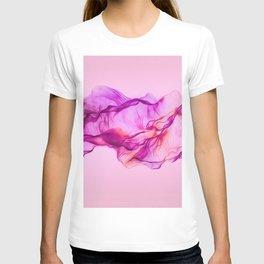 Satin T-shirt
