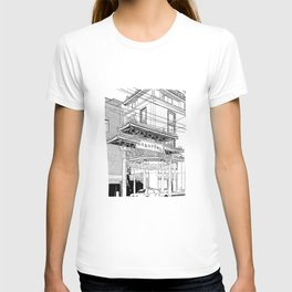 Nagasaki - China Town T-shirt