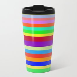 Colors, Colors, Colors Travel Mug