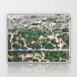 Around the cliffs Laptop & iPad Skin