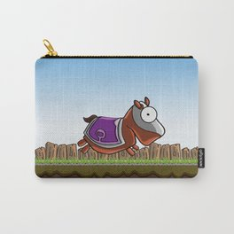 Joust It (Horsey) Carry-All Pouch