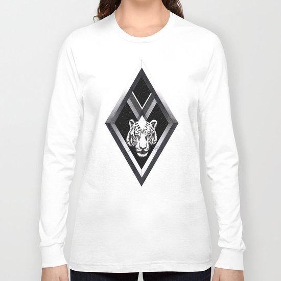 Diamante Long Sleeve T-shirt